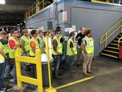 CTE Touring Local Industries