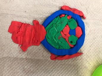 Emotional Intelligence Colour Monsters in Kindergarten