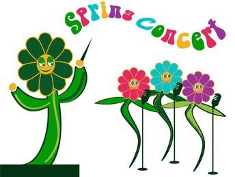 Spring Concert Tonight, 5/21