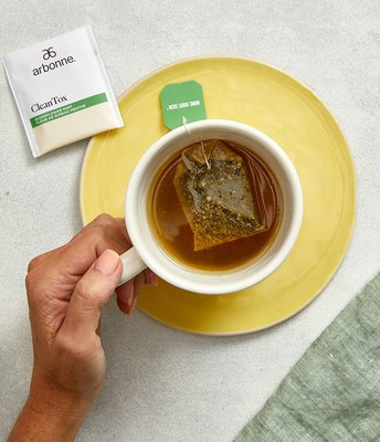 Get a free CleanTox Tea until May 13!