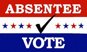 Absentee Ballot Application - December 17, 2019 Capital Project Vote