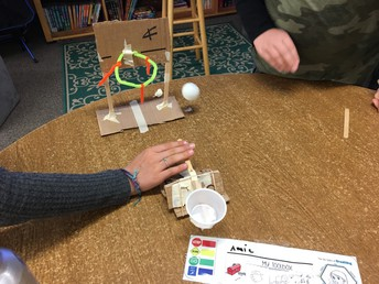 Basketball STEM Challenge