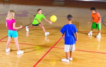 Elementary PE Coaches