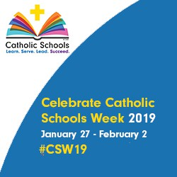 Catholic Schools Week is Jan. 27-Feb. 2, 2019