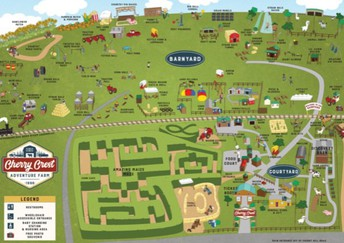 Cherry Crest Adventure Farm- Ronks, PA