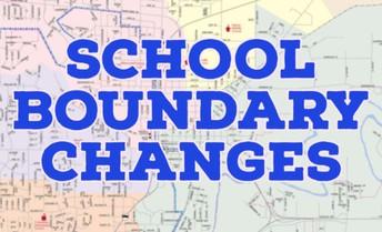School Boundary Changes