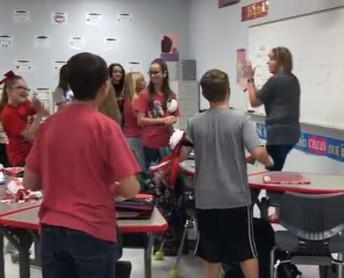 Holliday Middle School: Kimberly Cornsilk