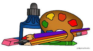Club de arte únicamente para los estudiantes de 4º y 5º grados
