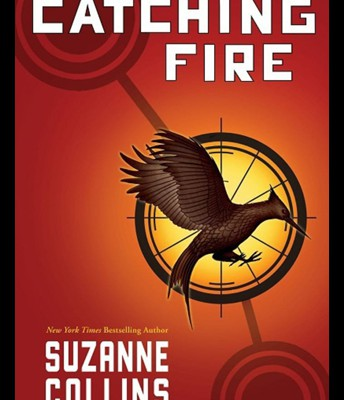 #3: Catching Fire (The Hunger Games #2)