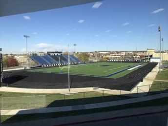 Long Awaited Football Field Now a Reality