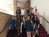 SHHS High School One-Act Play Team