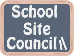 Interested in being a Member of our Site Council?