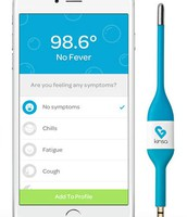 Mexico School District Staff are invited to sign up for the free thermometer from Kinsa.