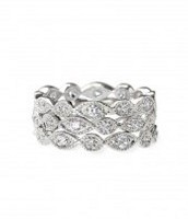 Stackable Deco Rings size 6 / L (30% off)