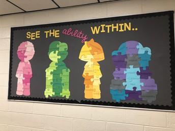 Celebrating Autism Awareness!
