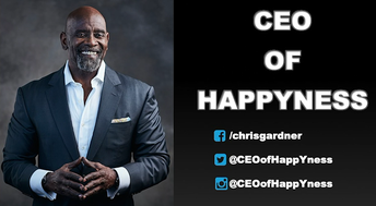 Littlerock High School host Mr. Chris Gardner
