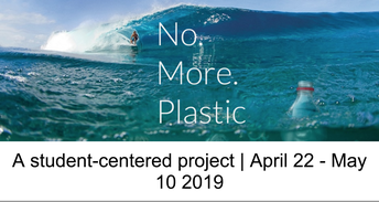 Upcoming Opportunity: No. More. Plastic.