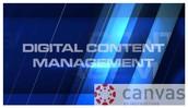 Digital Content Management Using Canvas Spring 2017