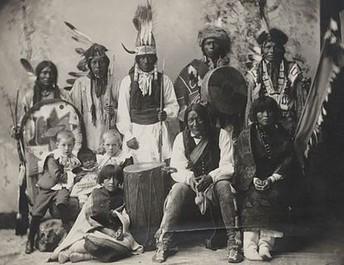 Dark Natives of the 1800's
