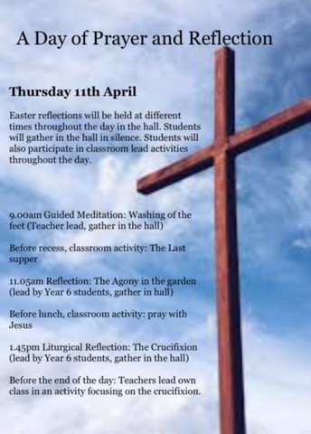 Holy Week at Padbury
