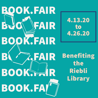 Virtual Spring Book Fair