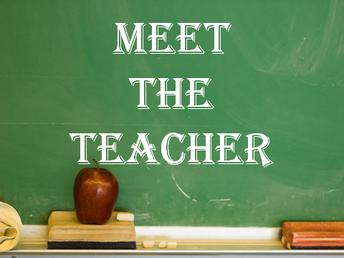 Back-to-School Meet & Greet Night