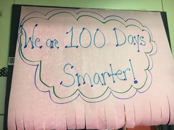 100th Day Celebrations!