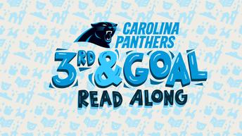 Carolina Panthers 3rd and Goal