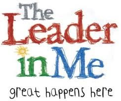 The Leader In Me Update - From the Desk of Mrs. Hartley in Community Leadership Class