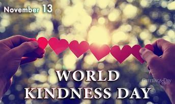 Spread Kindness...