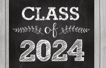 WELCOME FRESHMEN -- CLASS of 2024