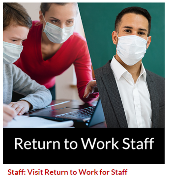Click to Visit KISD Return to Work Page