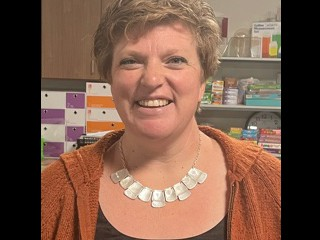 Carolyn Edelson, Reading Interventionist