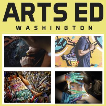 Arts Ed Washington screenshot