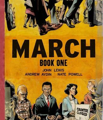 March Books 1-3 by Senator John Lewis
