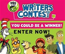 2019 Georgia Public Broadcasting PBS KIDS Writers Contest