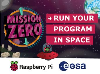 Astro Pi: Mission Zero