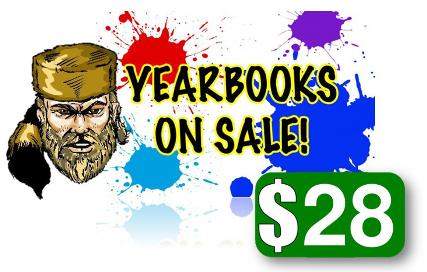 Yearbooks for sale 28 dollars