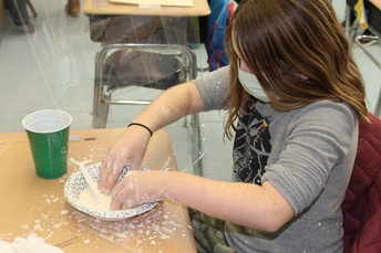 Ooblek...Is it a solid or a liquid?