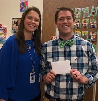 Staff of the Month for October