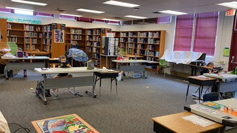 Our elementary Learning Support Center