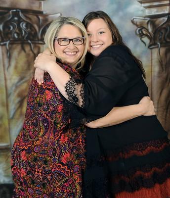 Laurel and her mom, Cheryl
