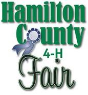 2017 Hamilton County 4-H Fair July 20-24; Auction July 25