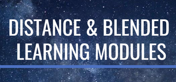 Distance and Blended Learning Support