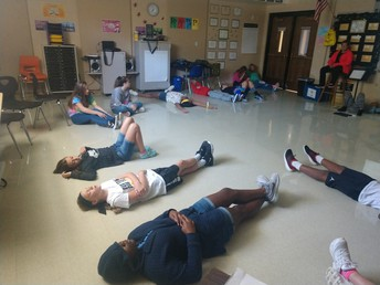6th grade Breathing Exercises!