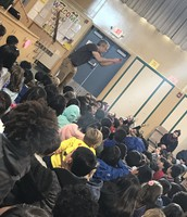 Story telling assembly