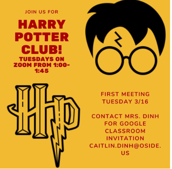 Harry Potter Club!