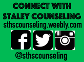 Check out the resources from the counseling department!