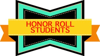 High Honor Roll and Honor Roll Students