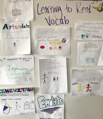 Vocab Posters